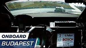 Budapest: 2. Rennen Onboard Gary Paffett