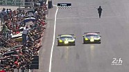The #97 AMR official wins the #LeMans24 LMGTE-Pro