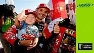 Larson celebra el Día del Padre con su hijo Owen