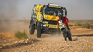 Dakar 2018 için Afrika testleri