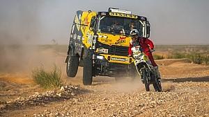 Africa testing for Dakar 2018