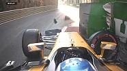 GP de Bakou 2017 - Le crash de Palmer en EL2