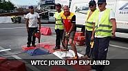 Uitleg Joker Lap van Tom Coronel