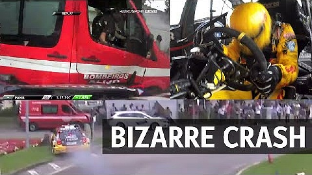 WTCC  Video: Der verrückte Crash von Tom Coronel in Vila Real