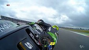 Pole position lap - Johann Zarco - MotoGP Belanda 2017