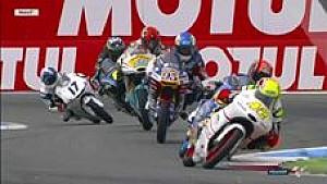 Kecelakaan Pagliani di Moto3 Assen