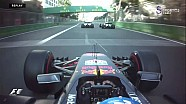 2017 Azerbaycan Gp - Ricciardo'ya Galibiyetin Kapısını Açan Atak