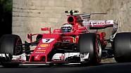 Baku: Räikkönen auf hohem Level