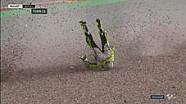 Kecelakaan Bautista di TIkungan 11 Sachsenring