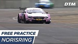 Top 3 free practice 3 - DTM Norisring 2017
