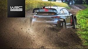 Les meilleurs moments du Rallye de Pologne