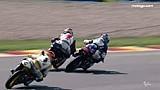 Highlights balapan Moto3 dan Moto2 Sachsenring 2017