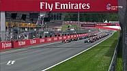 Avusturya GP - Start ve Tekrarı