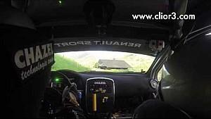 Aurélien Devanthéry-Michaël Volluz - ES 07 Dents du Midi 1 (Les Rives) - Rallye du Chablais 2017