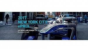 1. Yarış - New York City ePrix