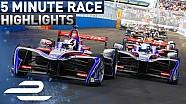 Résumé de l'ePrix de New York (Course 1)