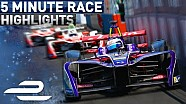 New York City ePrix Race Highlights - Race 2 (Sunday)