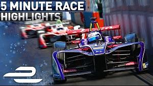 Résumé de l'ePrix de New York (Course 2)