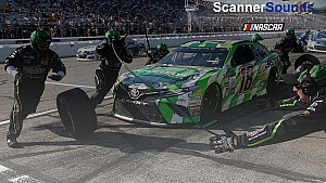 Scanner: Kyle Busch frustrated with speeding penalties