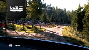 Rally Finland 2016: Onboard Paddon SS14