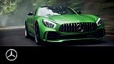 Linkin Park, Lewis Hamilton, dan Mercedes-AMG GT R