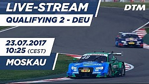 DTM Moskau: 2. Qualifying