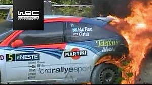 Historia WRC - Rally de Finlandia 2002: Colin McRae