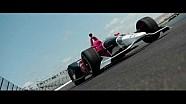 Penampakan mobil IndyCar 2018