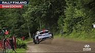 Rally de Finlandia shakedown  - Hyundai Motorsport 2017