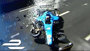 ePrix di Montréal 1: l'incidente di Sébastien Buemi
