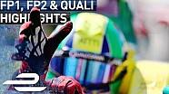 ePrix di Montréal 2: le prove libere e le qualifiche