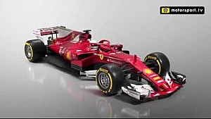 Formula 1 Halo device