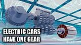 ¿Por qué los autos eléctricos tienen una velocidad o marcha?