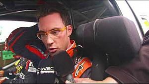 WRC - 2017 Rally Alemania - Día 2 Parte 1