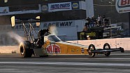 Leah Pritchett posts the quickest run in NHRA history