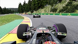 Interview F1 2017 game -