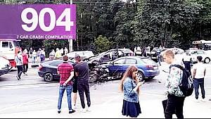 Recopilación de accidente de coche 904 - agosto de 2017