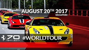 70 years celebrations – Singapore, August 20 2017