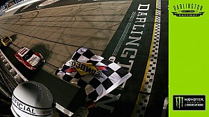 Recap: Denny Hamlin outduels Martin Truex Jr. at Darlington
