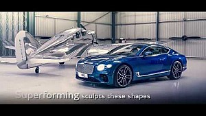 New Continental GT - the design | New Bentley Continental GT