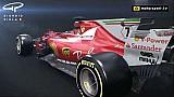 F1-Technik: Ferrari, Setup für viel Abtrieb