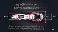 Regulasi aerodinamika #MotoGP dalam 3D
