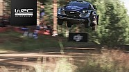 WRC 2017: Ott Tänak´s season so far (10/13)