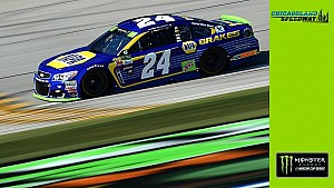 Chase Elliott reflects on runner-up finish at Chicago