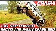 Racing and rally crash compilation week 36 September 2017
