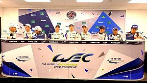 2017 WEC 6 hours of COTA - Winners press conference