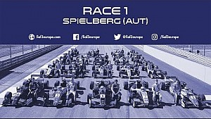 25th race of the 2017 season at Spielberg
