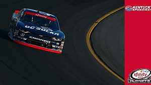 Poole kicks off playoffs with career-best Xfinity finish