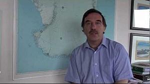 Il Venturi Antarctica spiegato da Yves Frenot