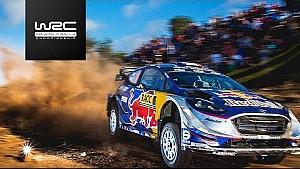 WRC Rally de España 2017: Shakedown lo mejor